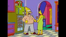 The Simpsons |Best moments| Defense of the Fort!
