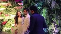Best Moments from Anushka Sharma and Virat Kohli's lavish Mumbai reception