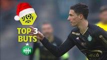 Top 3 buts AS Saint-Etienne | mi-saison 2017-18 | Ligue 1 Conforama