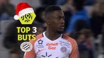 Top 3 buts Montpellier Hérault SC | mi-saison 2017-18 | Ligue 1 Conforama