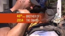 40th edition - N°35 - 2014: brothers of the Dakar - Dakar 2018