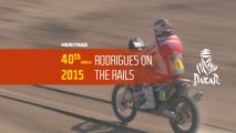 40th edition - N°31 - 2015: on the Dakar Rails - Dakar 2018