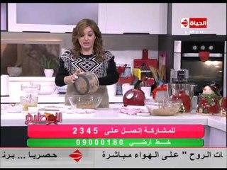 برنامج المطبخ - طريقة عمل الحواوشي الصيامي - الشيف آيه حسني - Al-matbkh