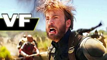 AVENGERS Infinity War Bande Annonce VF