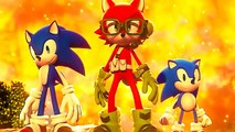 SONIC FORCES Launch Trailer