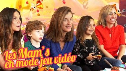 Les Mam's en mode jeu vidéo