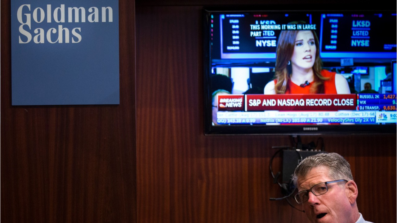 Goldman Sachs To Start Trading Cryptocurrencies