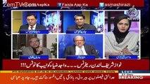 Intense Debate Between Arif Alvi And Imtiaz Alam