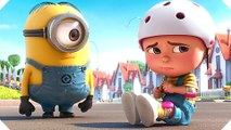"""LES MINIONS - """"Il est NUL ce Vélo !"""""""