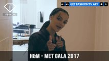 Jourdan Dunn, Stella Maxwell, and Ashley Graham H&M Met Gala 2017 | FashionTV | FTV