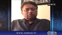 Asif Zardari is Murderer of Benazir Bhutto and Murtaza Bhutto - Musharraf