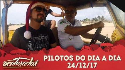 Pilotos do dia a dia - 24.12.17