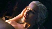 Emilia Clarke and Kit Harington React on Their Love Scene