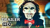 SAW 8 JIGSAW Official Trailer