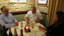 Les crémants de Bourgogne accompagnent idéalement un repas : l'apéro