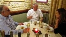 Les crémants de Bourgogne accompagnent idéalement un repas :  le poisson