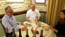 Les crémants de Bourgogne accompagnent idéalement un repas  : le fromage
