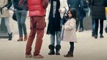 UNICEF sosyal deneyi, küçük kızı zengin ve yoksul gibi giydirdi. Zengine herkes yardım etti, yoksula kimse..