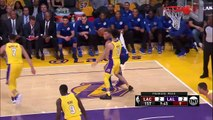 Blake Griffin, DeAndre Jordan Dominate in Clippers Win Over the Lakers _ October 19,