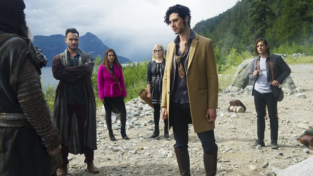 "The Magicians Season 3 Episode 1 ""The Tale of the Seven Keys"" Streaming"