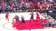 DeMarcus Cousins and Anthony Davis Lead Pelicans to OT Win vs. Bulls _ November 4, 2017-pj