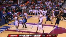 BEST Plays of Allen Iverson and Carmelo Anthony as Denver Nuggets-