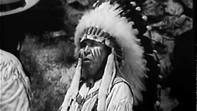 Buffalo Bill in Tomahawk Territory (1952) CLAYTON MOORE part 2/2