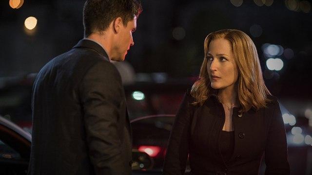 The X-Files S11E1 Full HD [Eng Sub - My Struggle III]