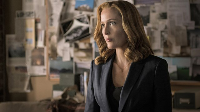 Premiere - The X-Files Season 11 Episode 1 My Struggle III
