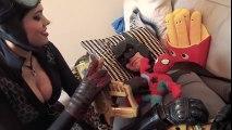 HARLEY QUINN'S REVENGE - Batman, Joker, Catwoman | Superheroes | Spiderman | Superman | Frozen Elsa | Joker