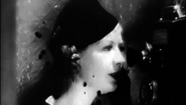 Female Fugitive (1938) CRIME DRAMA part 1/2