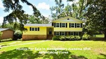 Affordable  Homes For Sale In Montgomery Alabama