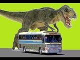 História dos Ônibus Dinossauros