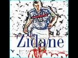 Zinédine Zidane Passes Décisives _ Assists - Equipe de France _ French NT
