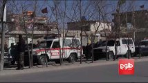 Les images après l'attentat meurtrier de Kaboul