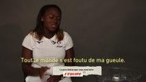 Judo - Entretien : Les petits papiers... avec Clarisse Agbegnenou
