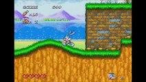 Tiny Toon Adventures: Busters Hidden Treasure (Genesis) - Longplay [60 FPS]