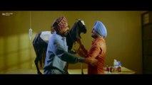 Dangar Doctor Jelly Punjabi Movie Comedy Scene Ravinder Grewal treats Rajj