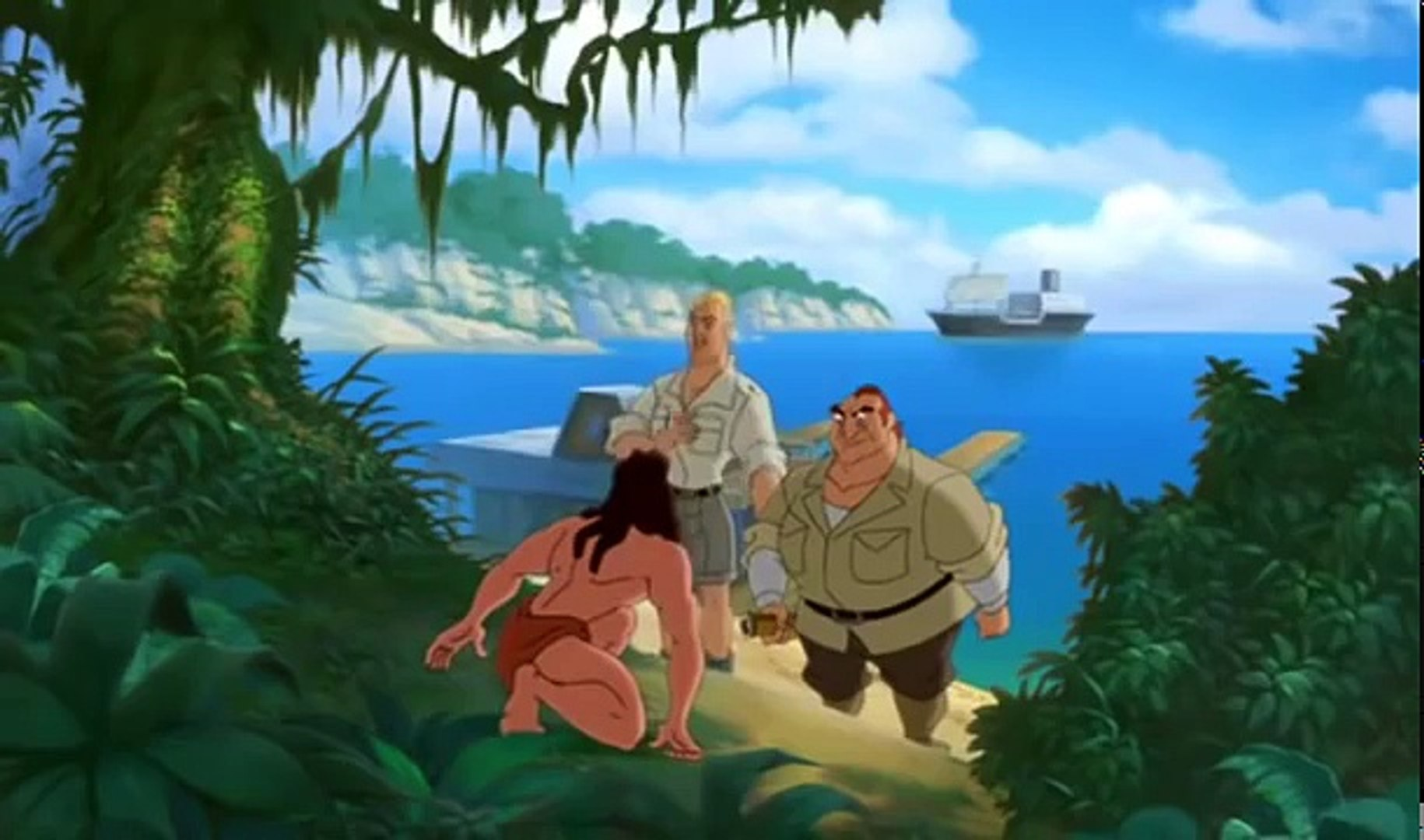 Tarzan E Jane Desenhos Animados Em Portugues Dublado Completos