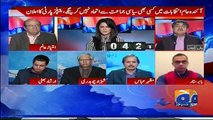 why did you play only imran khan's clip? is there only two parties in pakistan? Iftikhar Ahmad Gets Angry On Ayesha Bakhsh