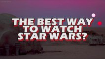 Double Take - The Best Way to Watch Star Wars