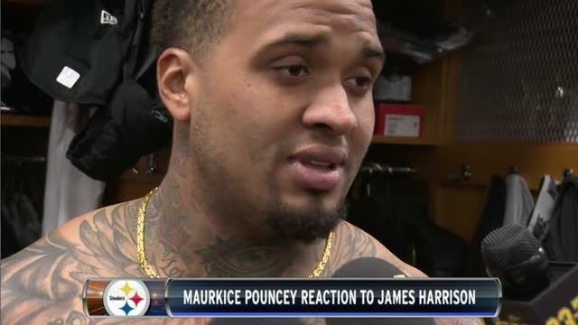 Maurkice Pouncey On James Harrison Joining The Patriots