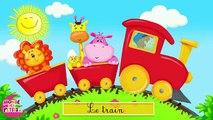 Apprendre les transports en s'amusant (français)