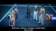 The King of Fighters Destiny Capitulo 22 Subtítulos en Español