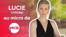 """Lucie (LVDCB3): """"Si je devais retenir un coaching, ce serait celui de Julien Bert"""""""