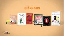 Et les trois gagnants des prix littéraires jeunesse du salon du livre et de la presse jeunesse sont
