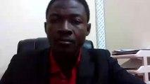 Oumar Amadou Sanogo - Moi Oumar Amadou Sanogo ,RASBAT ne sera jamais