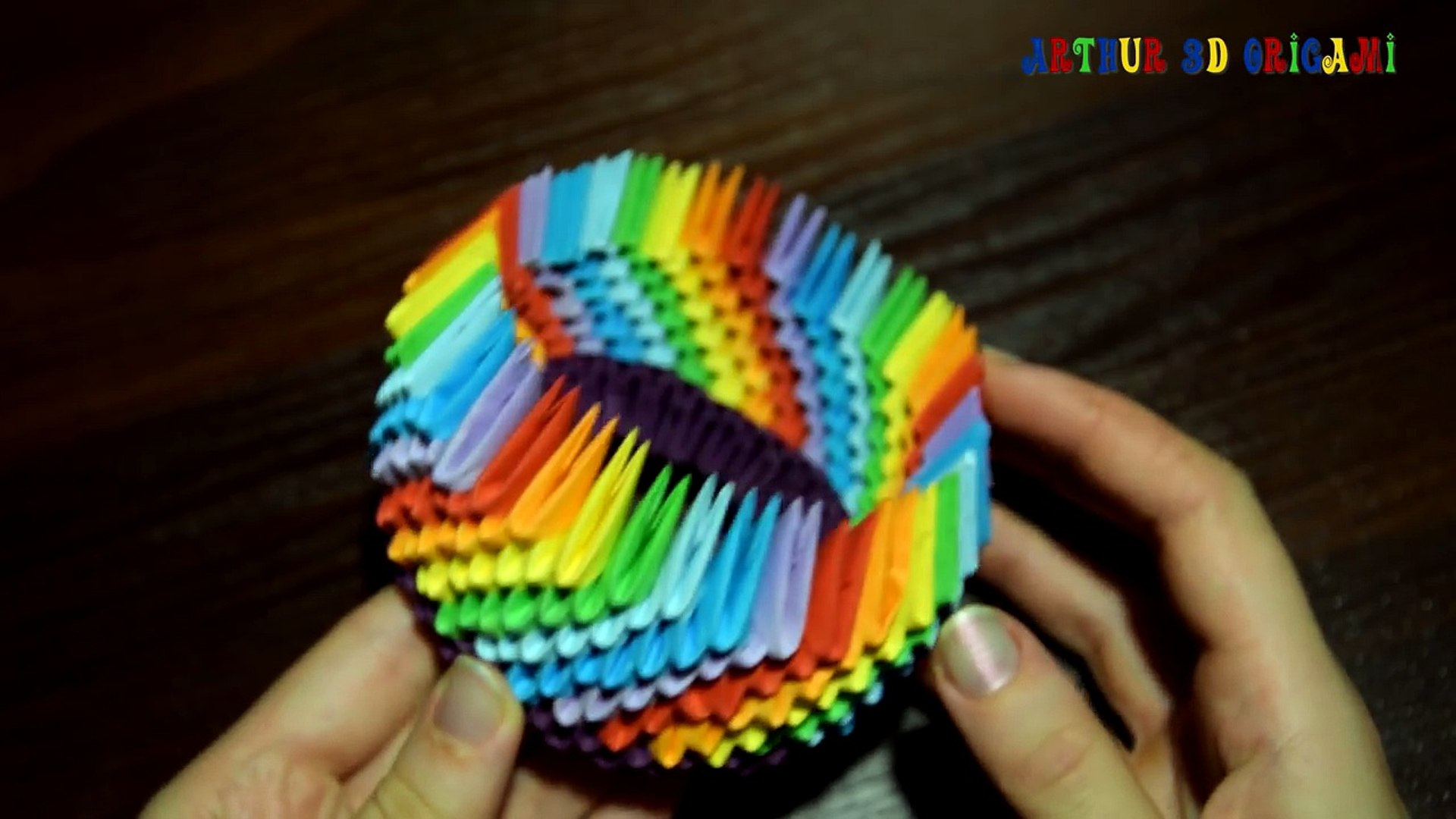 Small Colorful Swan (3D Origami) by Denierim on DeviantArt | 1080x1920