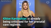 Khloe Kardashian Fires Back At Haters For Mom-Shaming Her