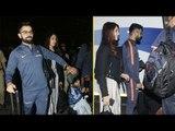 Anushka Sharma & Virat Kohli Leave For South Africa With The Indian Cricket Team